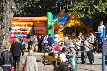 Wielki sportowo-rodzinny festyn na Hubach