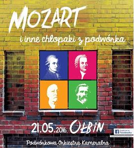 Mozart i inne chłopaki z podwórka
