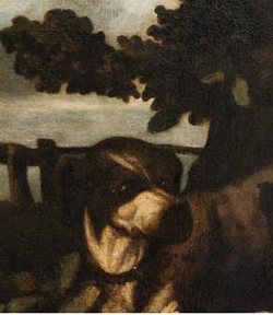 "Spotkania z obrazem Gustave Courbet ""Psy myśliwskie pod dębem"""