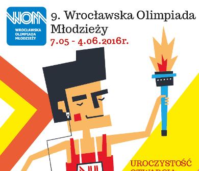 9. Wrocławska Olimpiada Młodzieży – ceremonia otwarcia