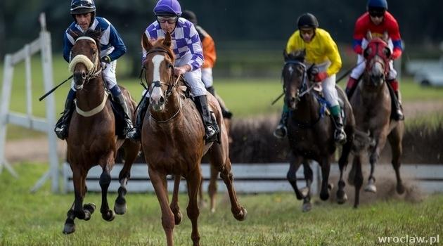 Końska dawka emocji na Partynicach: drugi dzień wyścigowy