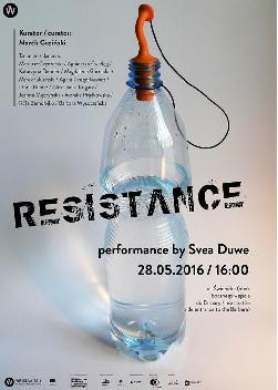 RESISTANCE: performance Svei Duwe na ulicy Świdnickiej