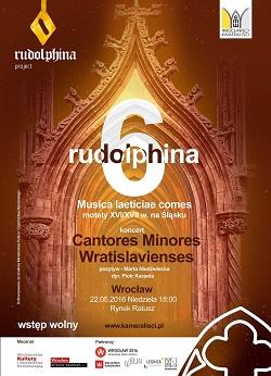 Koncert Rudolphina 6 w Ratuszu