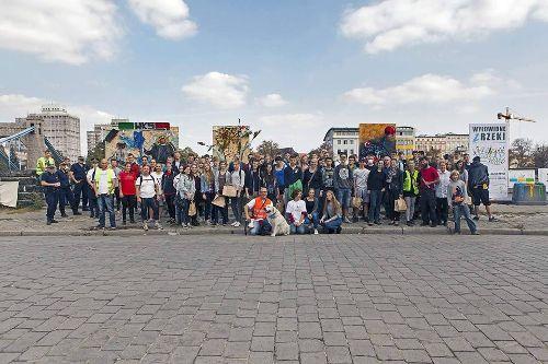 Akcja społeczna: Sprzątamy Rzeki Wrocławia