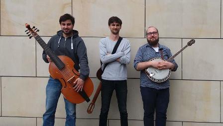 Koncert Trio Dembiński, Ławniczak, Potoczny w cafe Cocofli