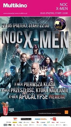 ENEMEF: Noc X-Men