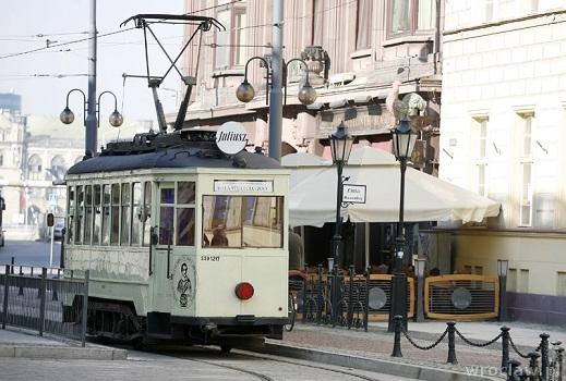 Przejażdżki zabytkowym tramwajem