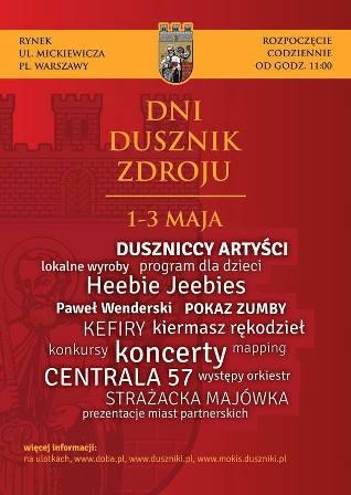 Dni Dusznik-Zdroju 2015