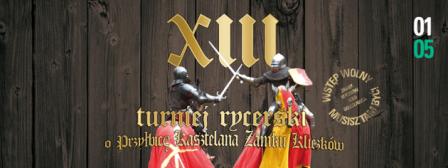 Zamek Kliczków: XIII Majówka Rycerska 2015