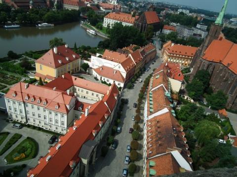 Wieża Widokowa Katedry Wrocławskiej na Ostrowie Tumskim