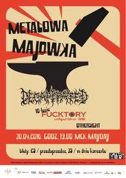 Metalowa Majówka w Głogowie