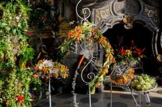 Zamek Książ: XXVIII Festiwal Kwiatów i Sztuki