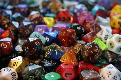 W Loży Fantastycznej – sobota z RPG