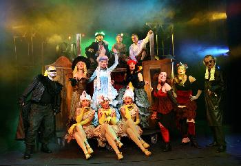 AMELKA, BÓBR I KRÓL NA DACHU we Wrocławskim Teatrze LaLek