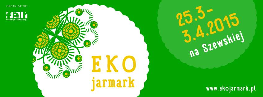 Ekojarmark - wiosna 2015