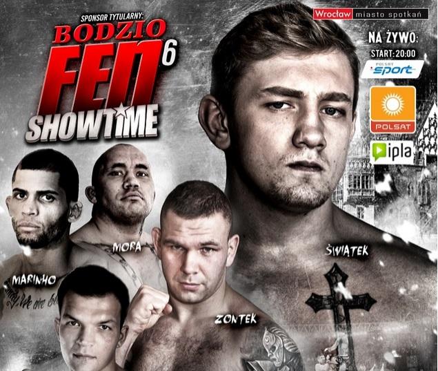 Gala MMA i K-1 Fight Exclusive Night 6