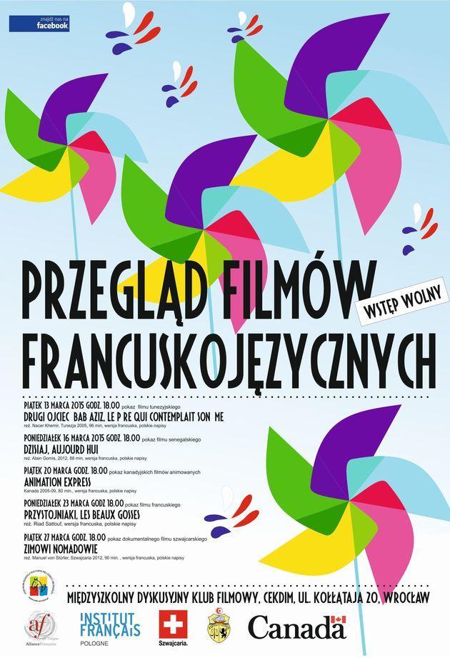 Przegląd Filmów Francuskojęzycznych