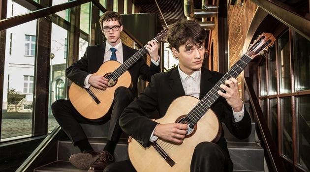 Koncert gitarowy w Sanatorium Kultury