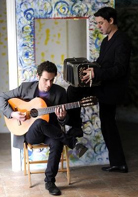 Koncert duetu Salnisky-Bucci oraz milonga w Klubie Pod Kolumnami