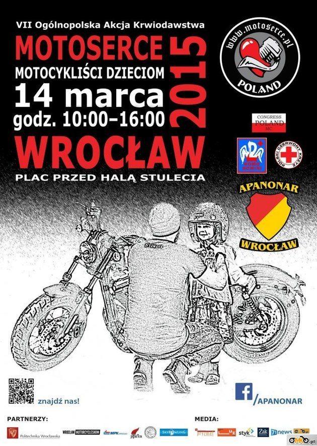 Motoserce - motocykliści dzieciom