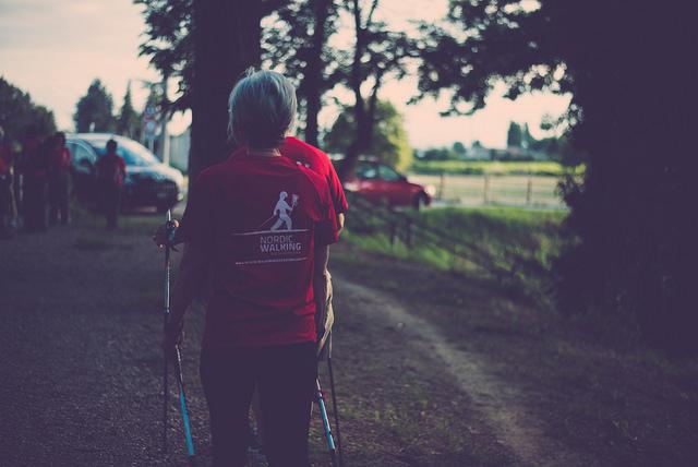 4. Rajd Nordic Walking - IDOL 2015