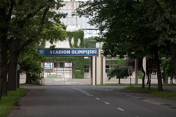 Spacer z przewodnikiem Stadion Olimpijski