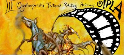II Ogólnopolski Festiwal Polskiej Animacji O!PLA