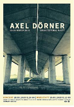 Axel Dörner - Solo Festiwal - koncert