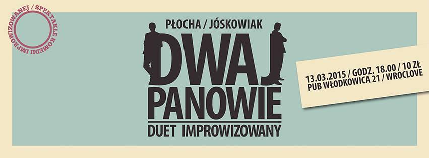 """Premierowa """"Improterapia"""" na Włodkowica 21"""