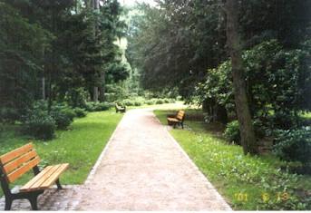 Spacer z przewodnikiem - Park Szczytnicki