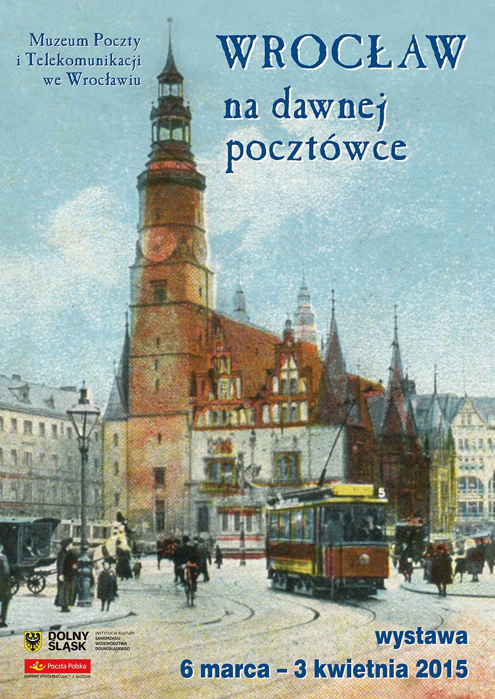 Wrocław na dawnej pocztówce