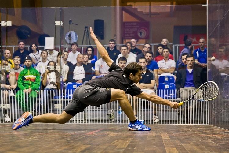 Turniej squasha Hasta La Vista Open 2015