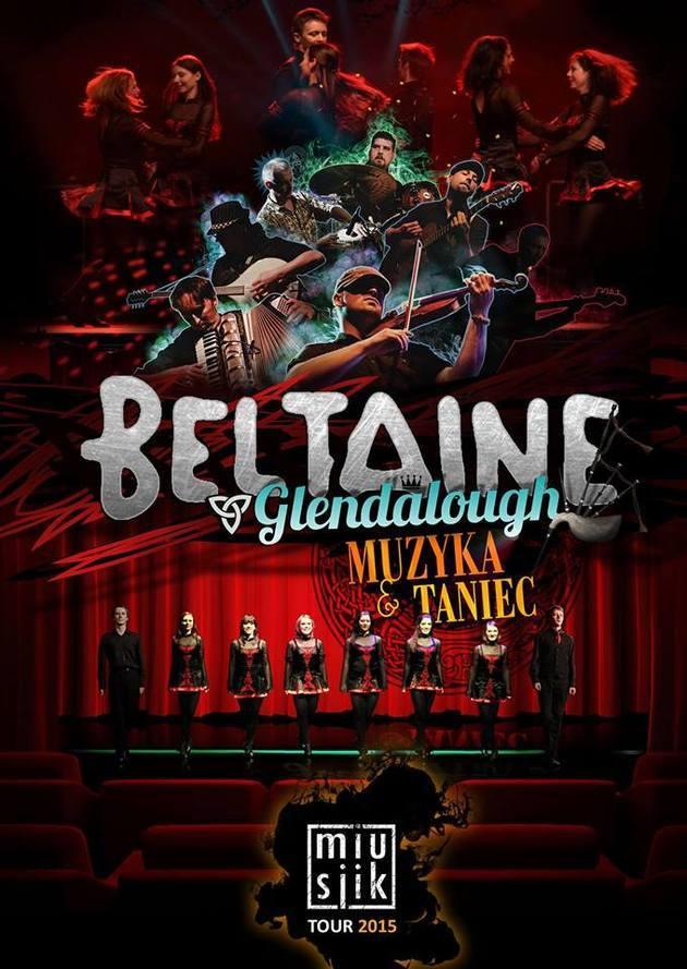 BELTAINE & GLENDALOUGH - irlandzka muzyka i taniec