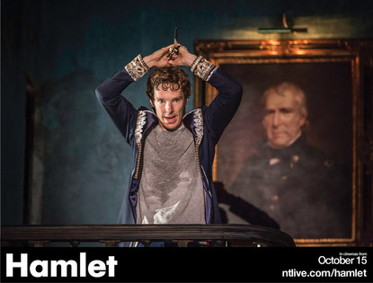 Hamlet –  retransmisja spektaklu z Nationale Theatre
