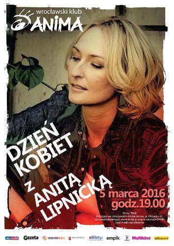 Dzień Kobiet z Anitą Lipnicką w klubie Anima
