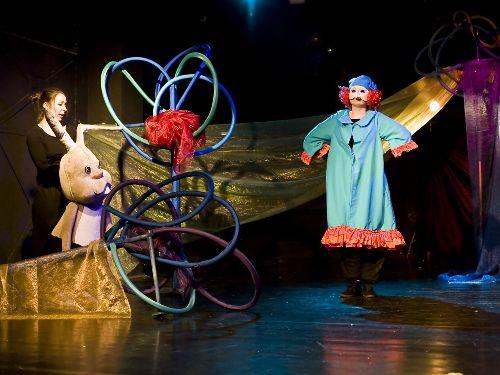 Wspaniała przygoda zająca Teofila – spektakl dla dzieci