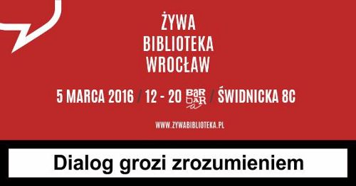"""""""Żywa Biblioteka"""" w Infopunkcie Barbara"""