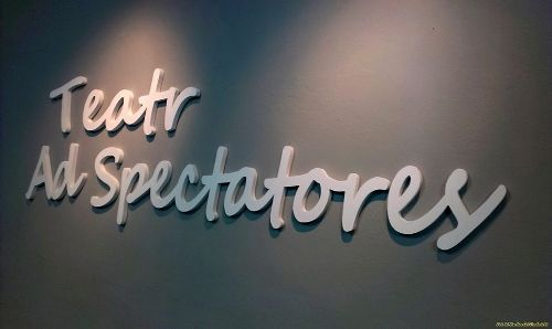 Safe house – spektakl Ad Spectatores