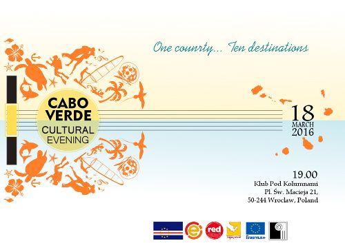 Cabo Verde Cultural Evening