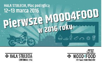 Festiwal Food Trucków MOOD4FOOD