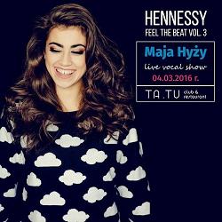 Maja Hyży live vocal show