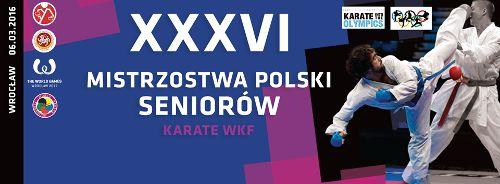 XXXVI Mistrzostwa Seniorów Karate WKF