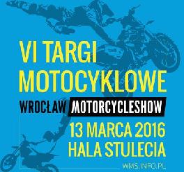"""Targi motocyklowe """"Wrocław Motorcycle Show"""""""