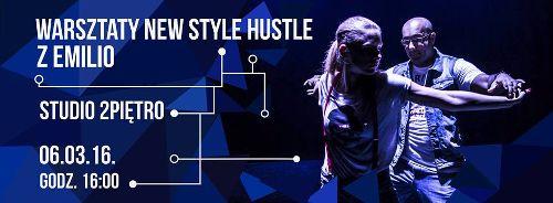 Warsztaty: Emilio & Hana – New Style Hustle