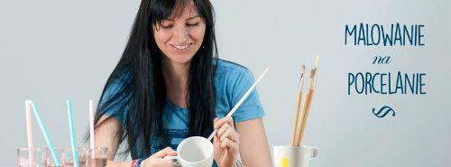 Zdobienie porcelany w Family Cafe