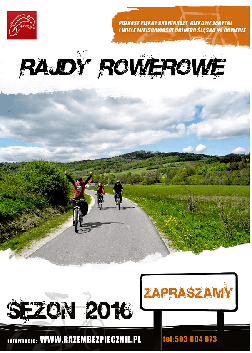 """Wycieczka rowerowa """"Zdrowo Rowerowo"""" – gmina Czernica"""