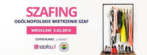 Szafing we Wrocławiu