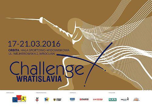 Szermierka: Challenge Wratislavia w Hali Stulecia