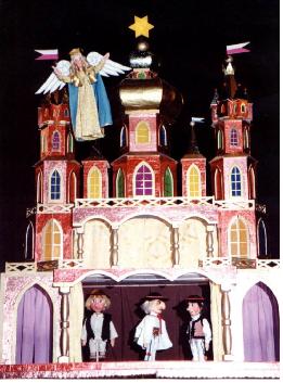 Spektakl świąteczny dla dzieci Hej kolęda!...Krakowska szopka kolędowa
