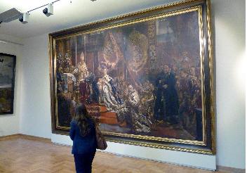 Spotkania z muzyką i malarstwem w Muzeum Narodowym - Recital fortepianowy Aleksandry Ferenc